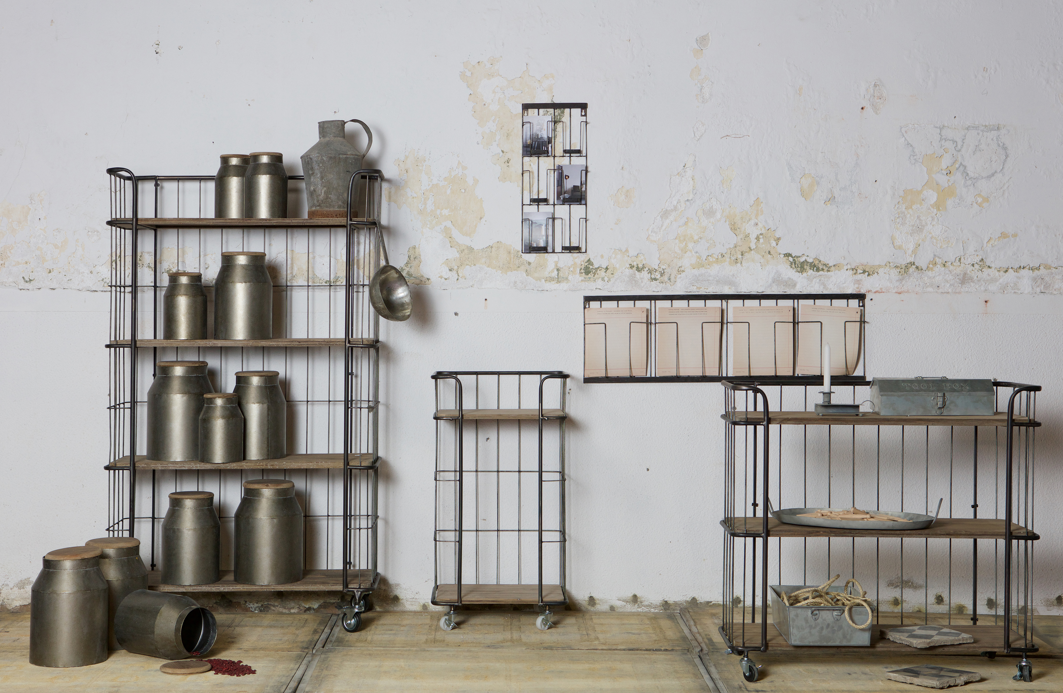 Furniture Trends: Industrial Chic